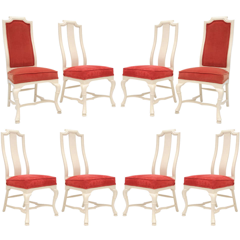 Queen Anne Dining Chairs