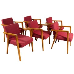 Franco Albini Dining Chairs