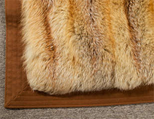Hermes Orylag Fur Throw image 2