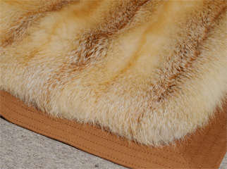 Hermes Orylag Fur Throw image 4