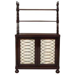 Regency Style Cabinet