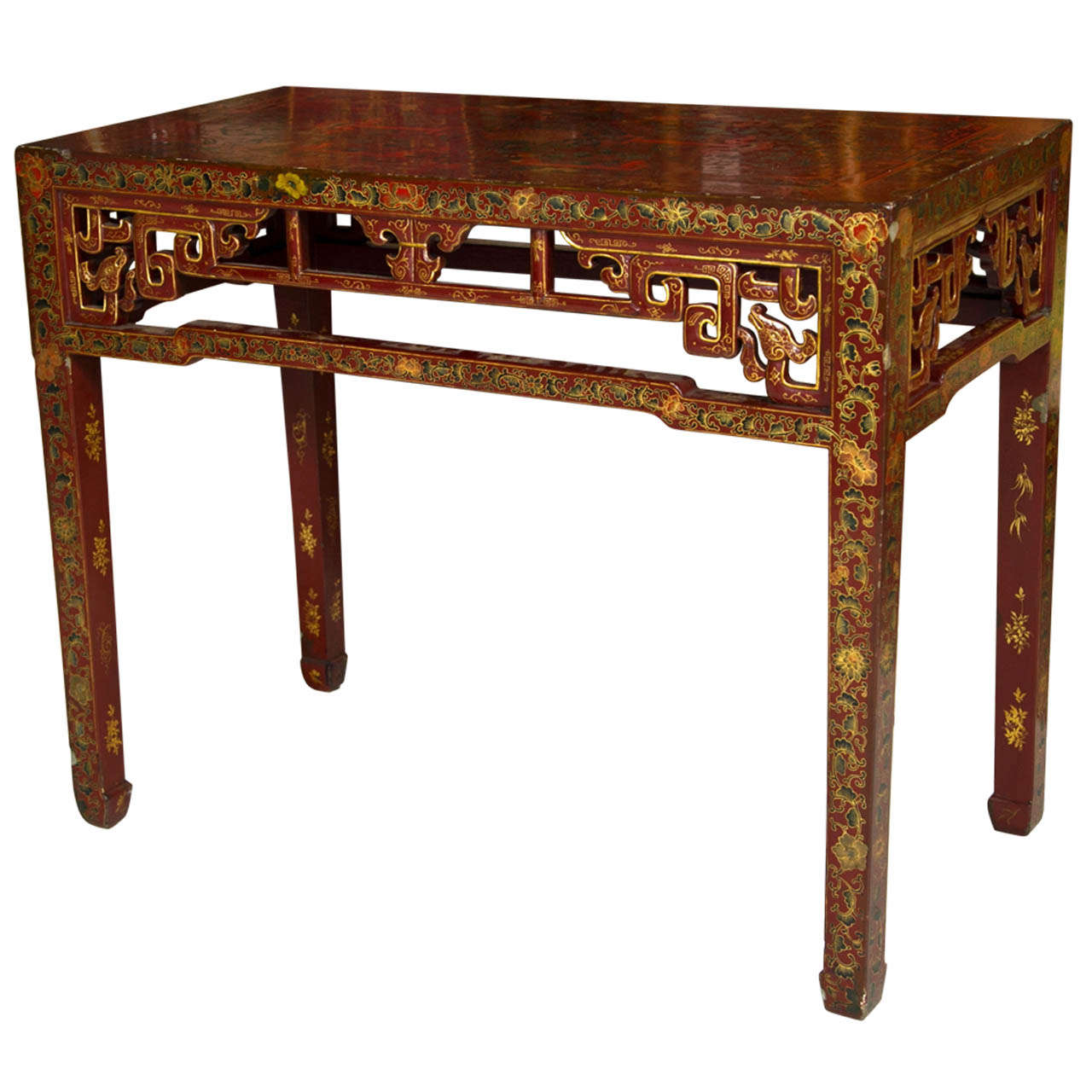 Table China: Antique Chinese Altar Table At 1stdibs