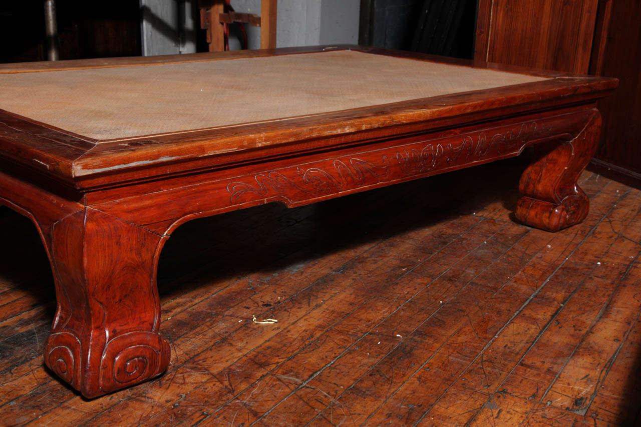 Low Opium Mat Coffee Table At 1stdibs