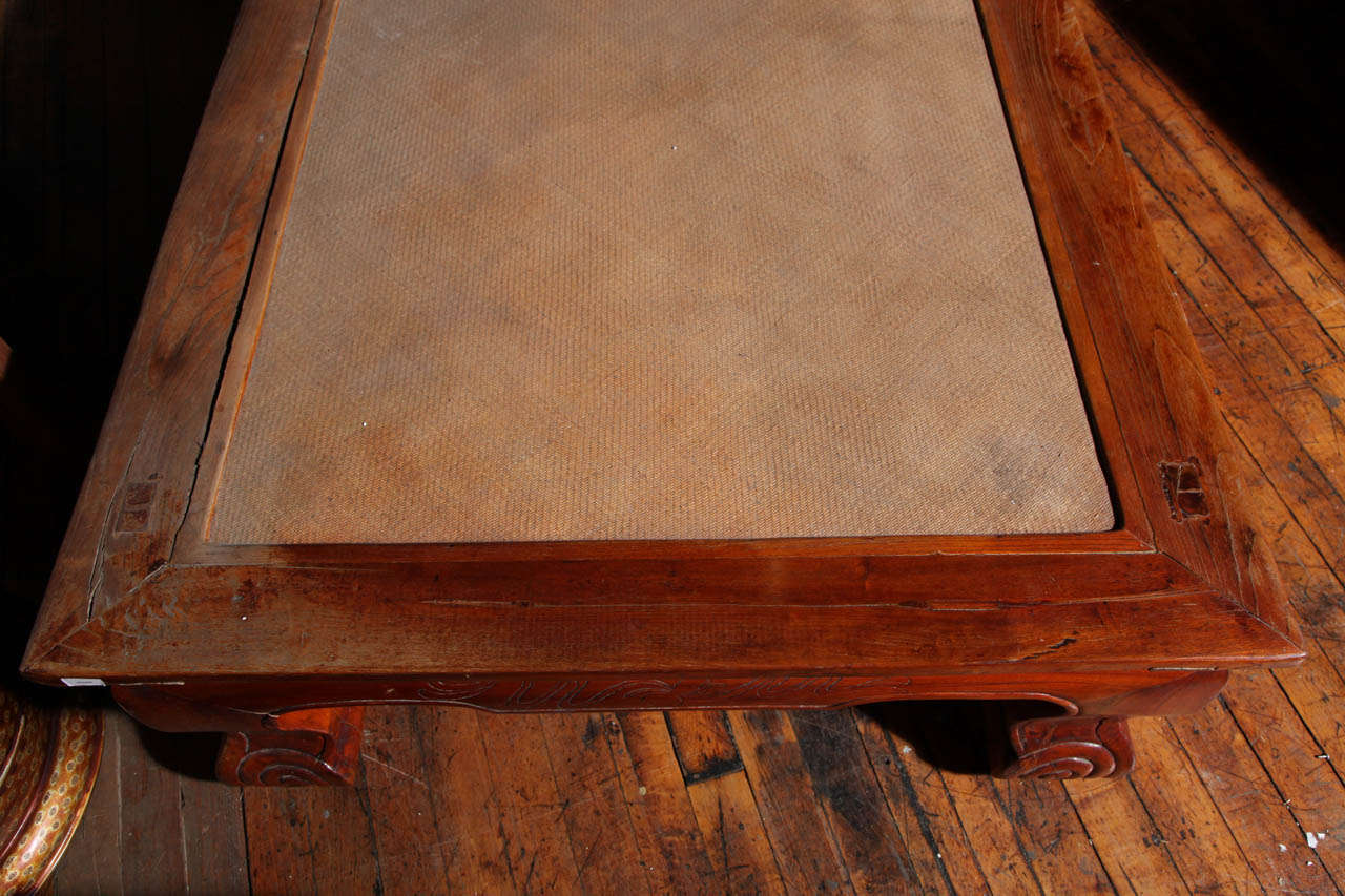 19th Century Low Opium Mat Coffee Table China For Sale At 1stdibs
