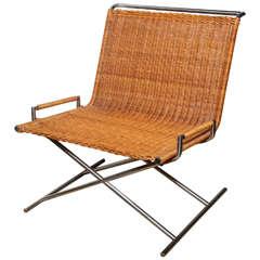 Ward Bennett Sled Chair