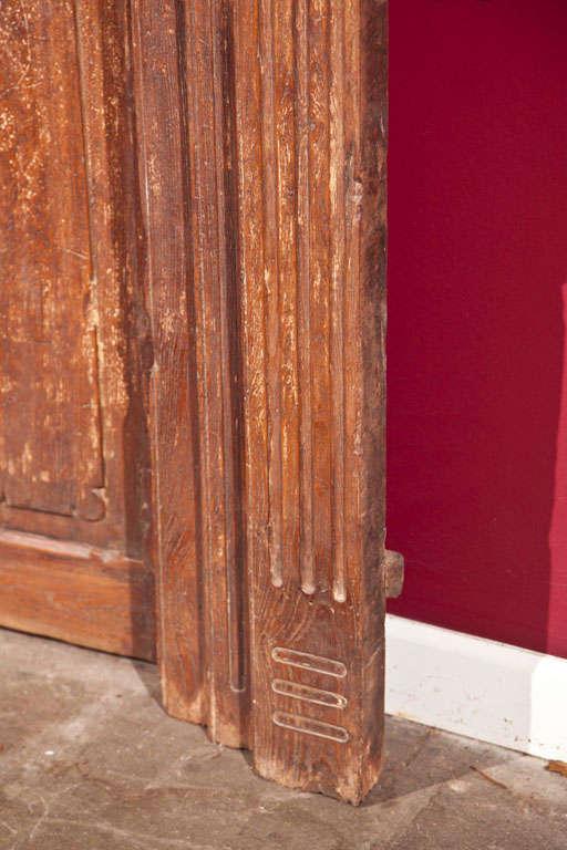 Blog Teak Wood Main Door Design In India: Indian Teak Wood Entry Doors And Surround At 1stdibs