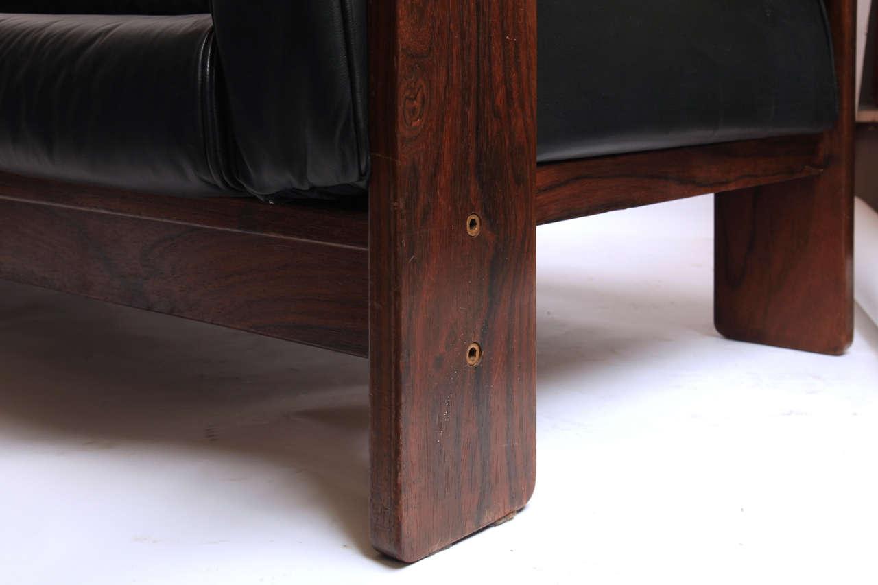 afra and tobia scarpa bastiano sofa at 1stdibs. Black Bedroom Furniture Sets. Home Design Ideas