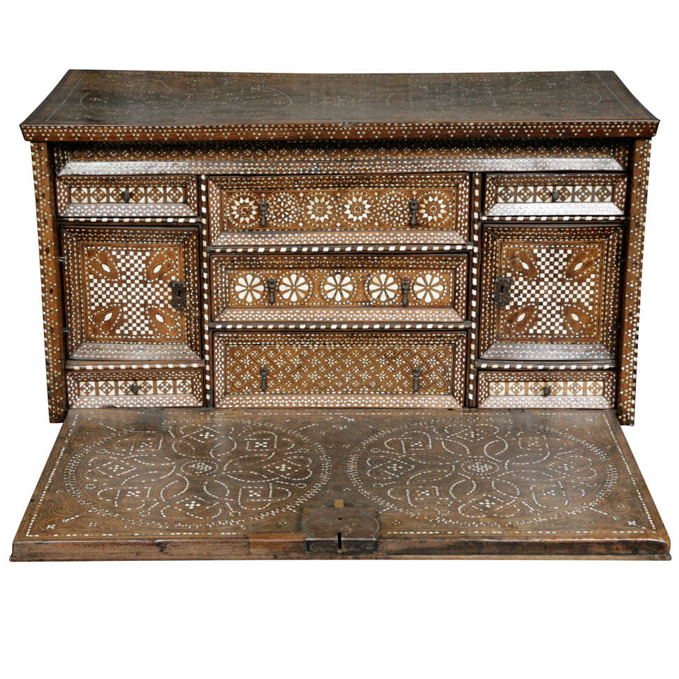 Spanish Vargueno 16th 17th Century At 1stdibs