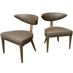 Pair of Monteverdi Young Side Chairs