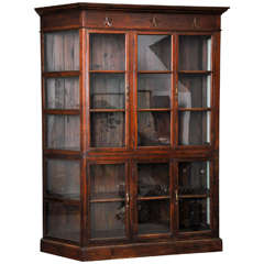 British Colonial Captain's Cabinet