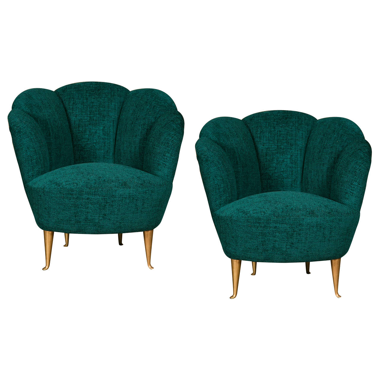 Beautiful Pair of Armchairs at 1stdibs