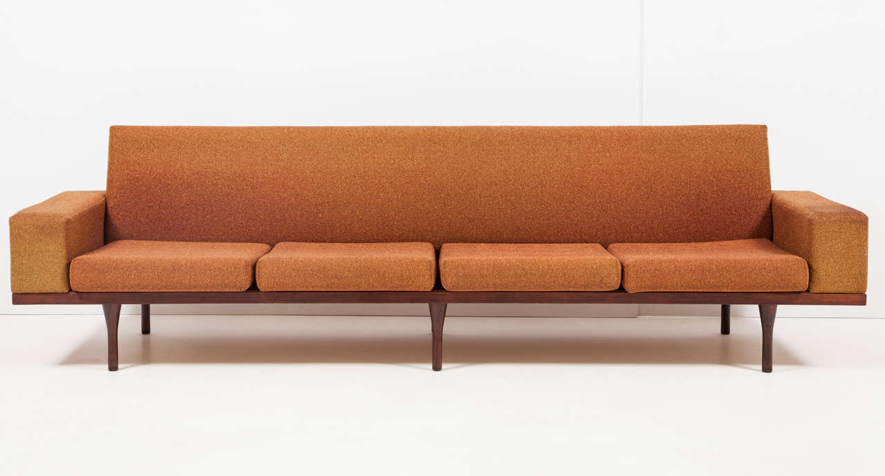 Rosewood Sofa by Illum Wikkelsø for Soren Willadsen 2