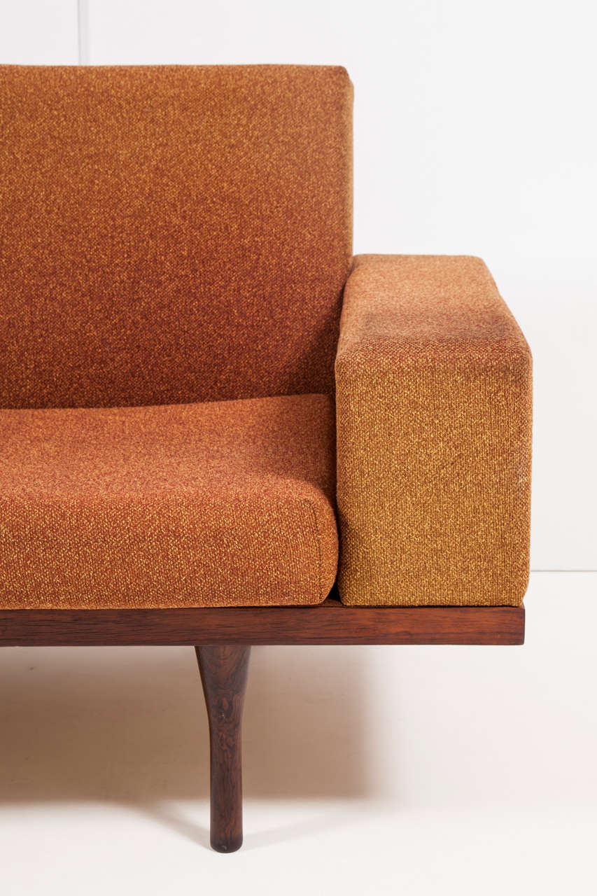 Rosewood Sofa by Illum Wikkelsø for Soren Willadsen 3