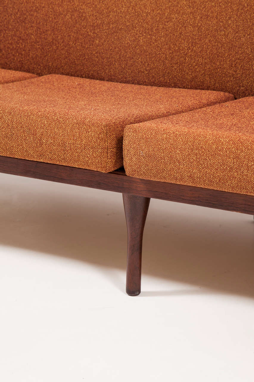 Rosewood Sofa by Illum Wikkelsø for Soren Willadsen 4