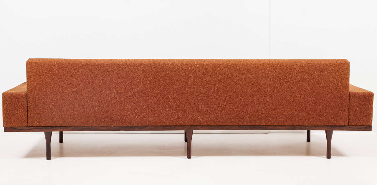 Rosewood Sofa by Illum Wikkelsø for Soren Willadsen 9