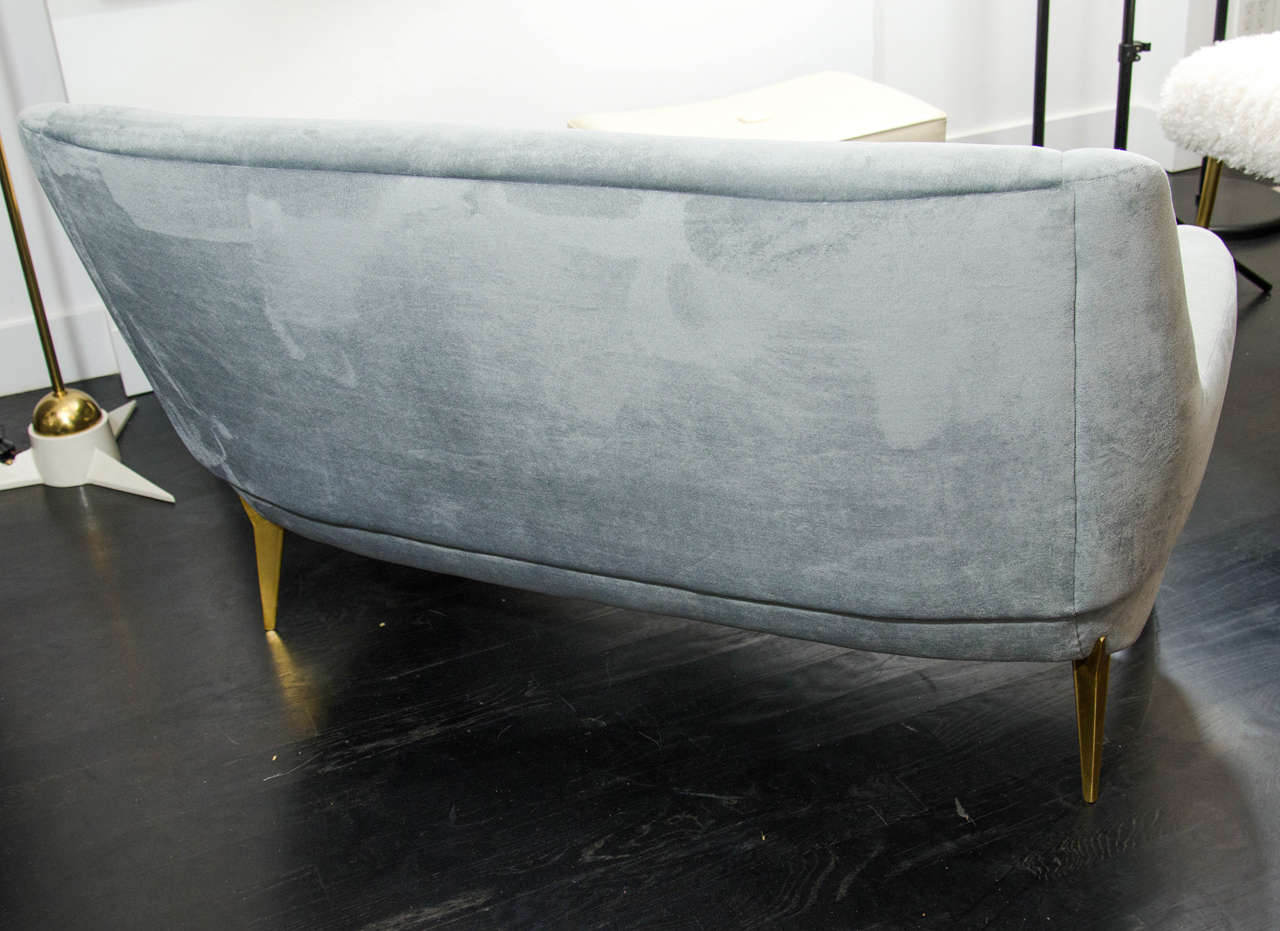 20th Century Charles Ramos Settee For Sale
