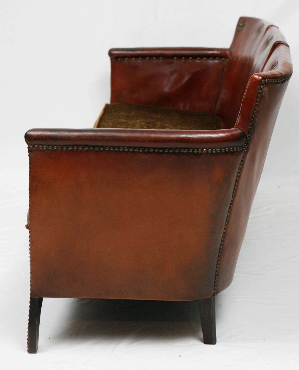 otto schulz sofa at 1stdibs. Black Bedroom Furniture Sets. Home Design Ideas