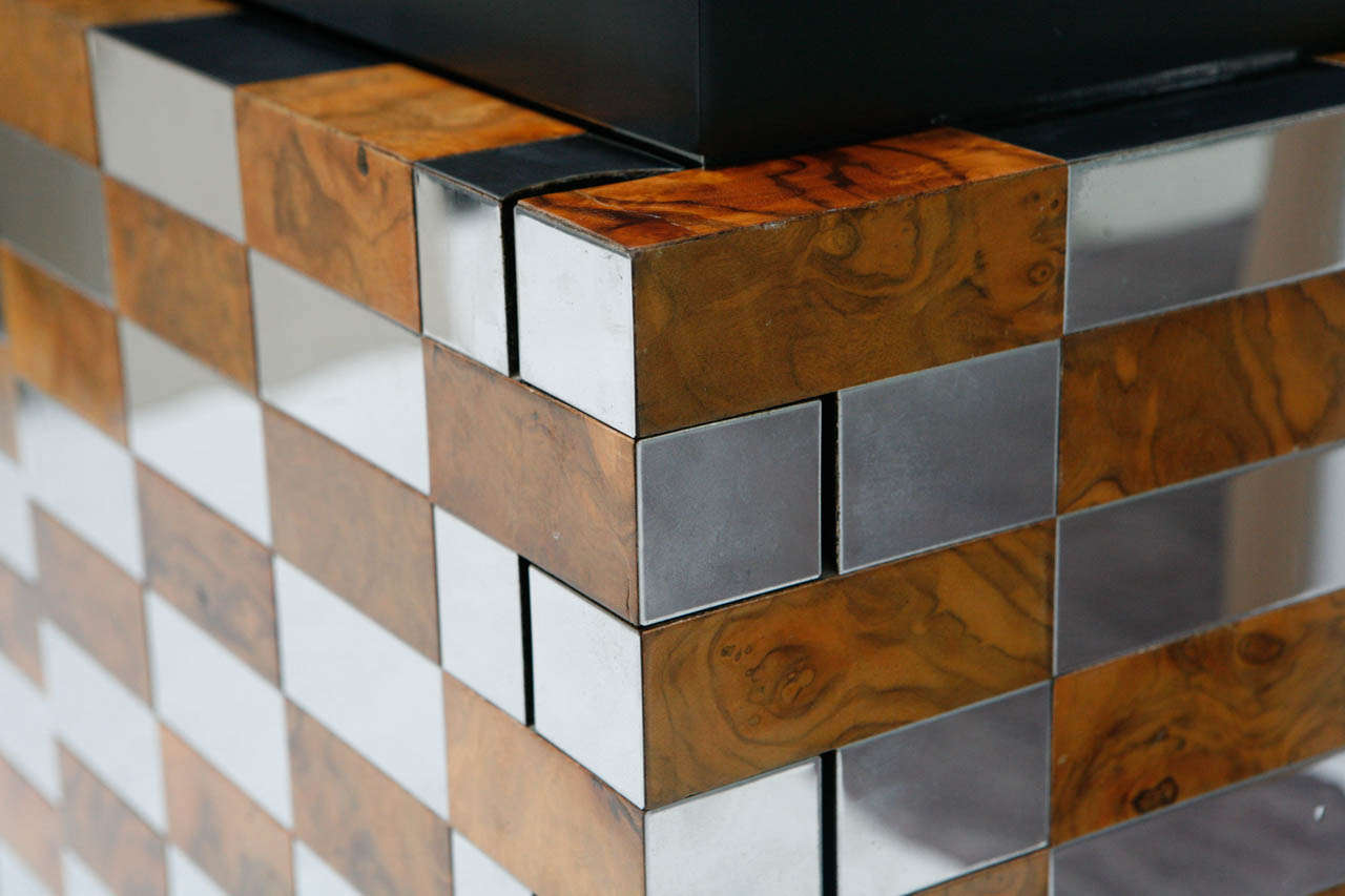 """""""Cityscape"""" Cabinet by Paul Evans for Directional"""