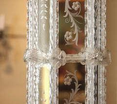 Antique Venetian Mirror circa 1920s-1930s image 5