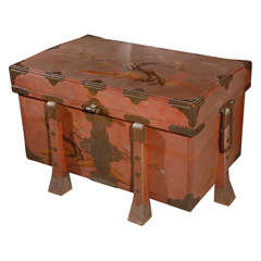 Japenese Coffee Chest