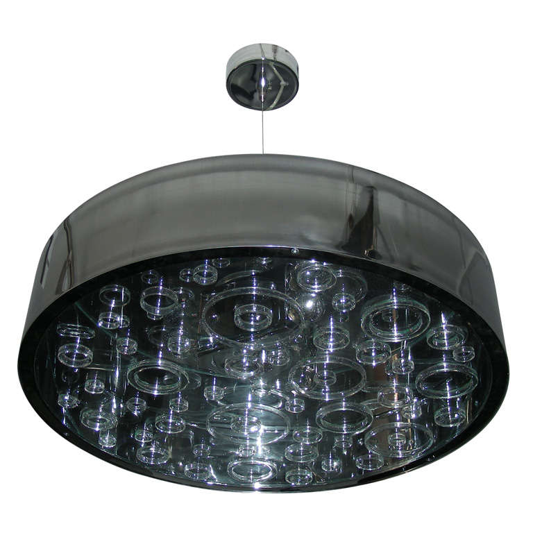 End Of 20th Century Chandelier By Fendi At 1stdibs