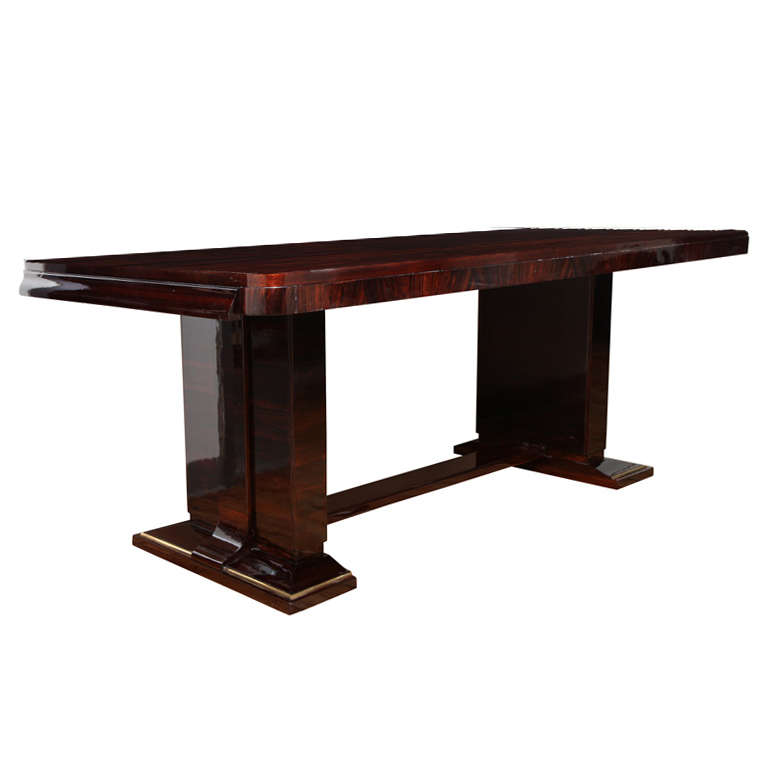 many styles art deco dining room table Greenwich