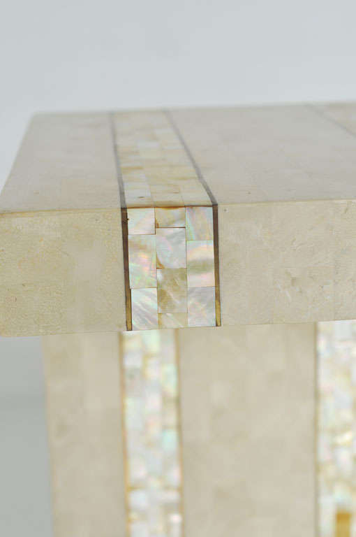 Maitland-smith Tessellated Stone Tables 2