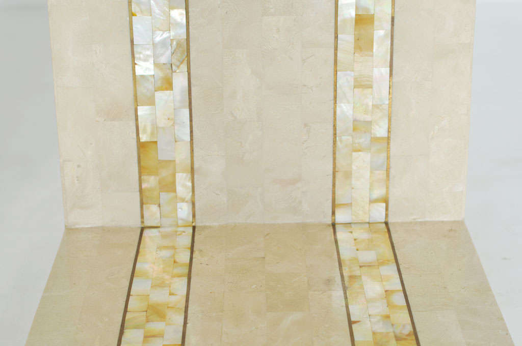 Maitland-smith Tessellated Stone Tables 3
