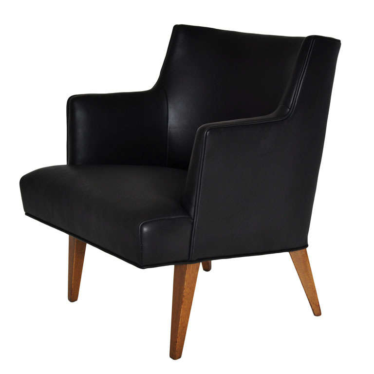 Dunbar lounge chair edward wormley at 1stdibs - Edward wormley chairs ...