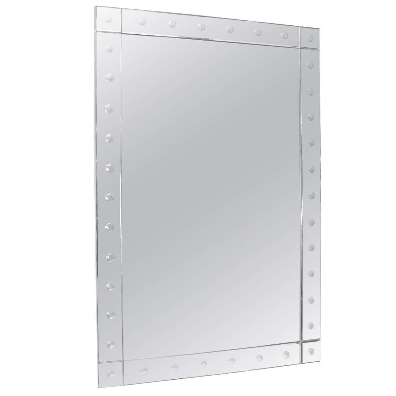 Custom Ponti Mirror