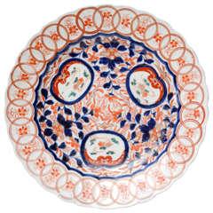 Meiji Japanese Imari Porcelain Bowl
