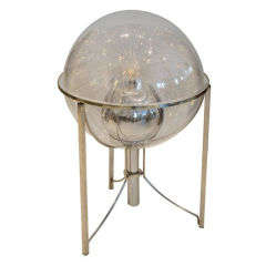 Vintage Fiber Optic Globe Light by Fantasia Products
