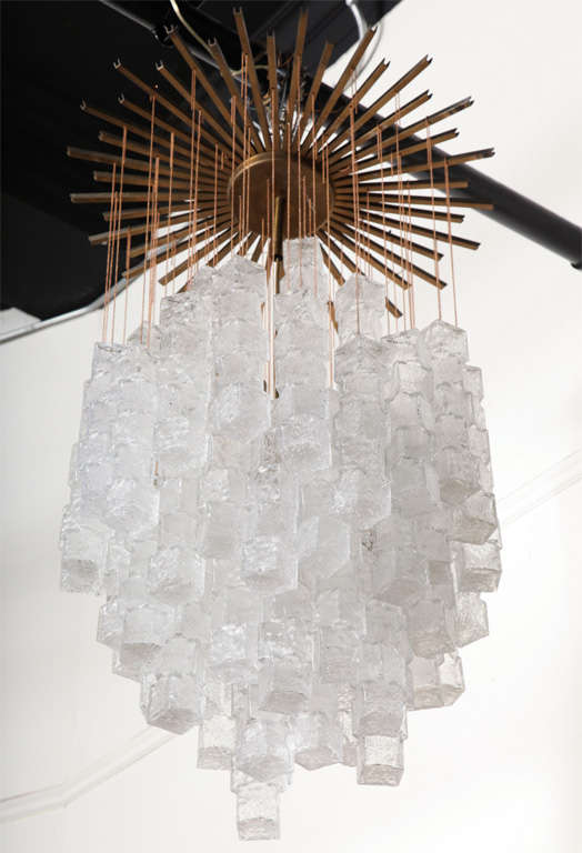 Chandelier Made By Mazzega 1