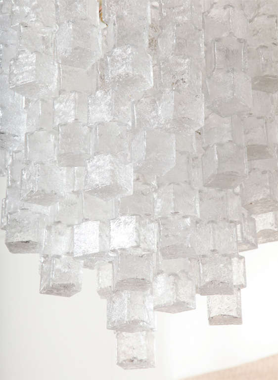 Chandelier Made By Mazzega 2