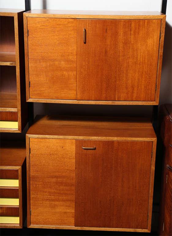 Mid-20th Century Bookcase Cabinet By Dassi
