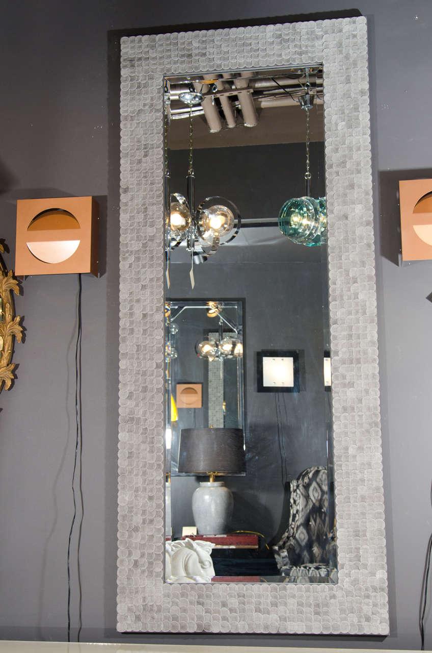 Full Length Mirror Silver Frame Designs
