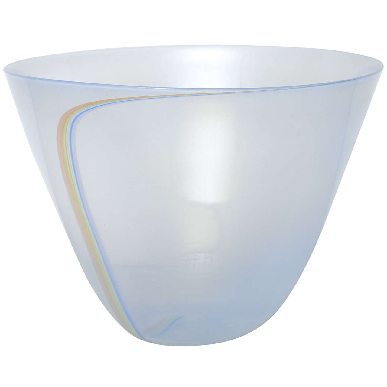 Important Contemporary Bowl By Darryle Hinz For Sale At