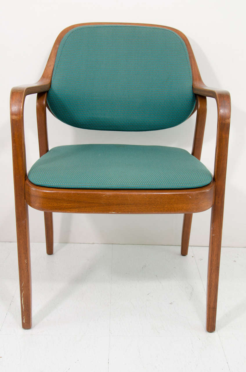 vintage set of 13 model 1105 knoll chairs by don pettit at 1stdibs