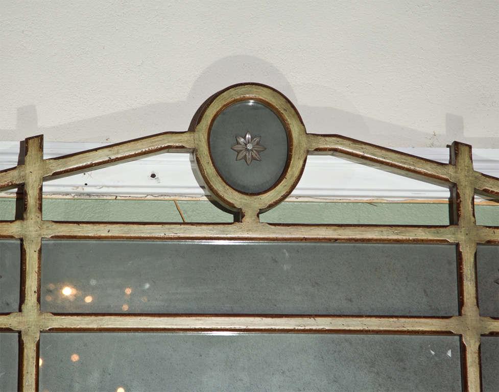 French Maison Jansen Pier Mirror For Sale