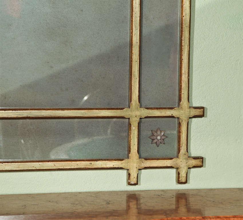 Maison Jansen Pier Mirror In Excellent Condition For Sale In Stamford, CT