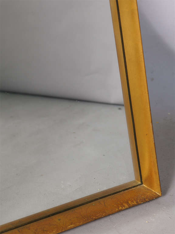 Keyhole Mirror from Estate of Artist Peter Driben For Sale 1