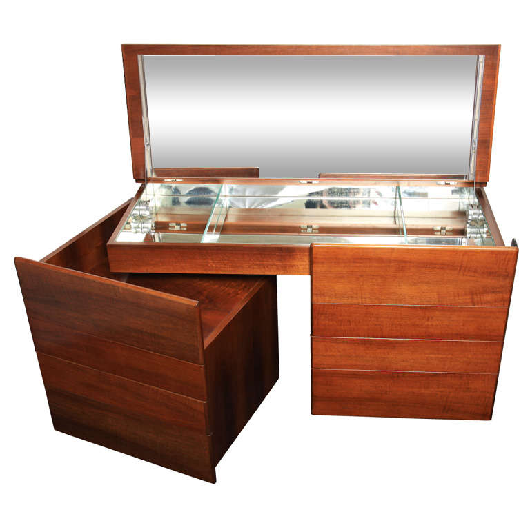 Italian dressing table at 1stdibs for Thin dressing table