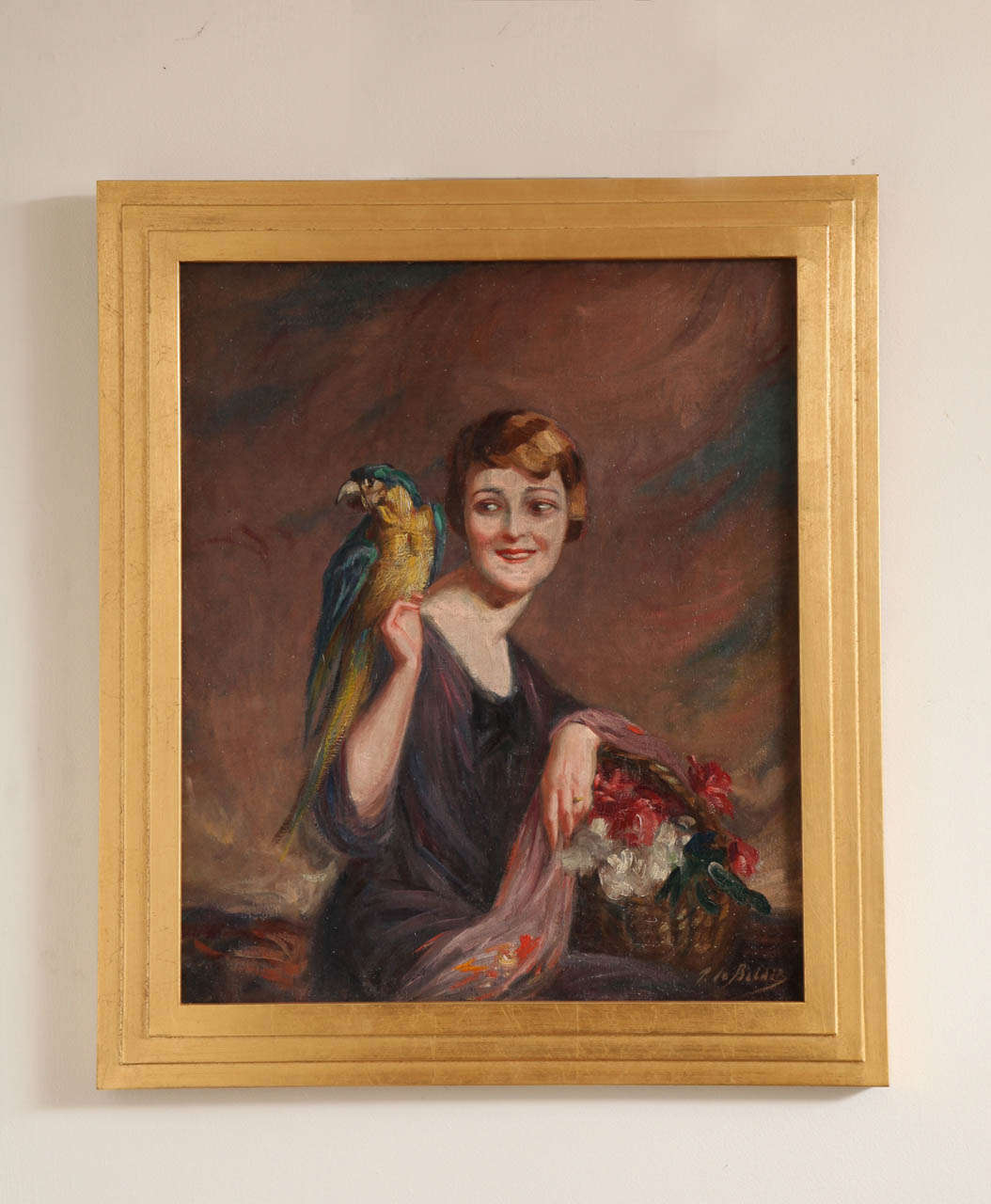 Pierre Mitiffiot De Bélair (1892-1956).