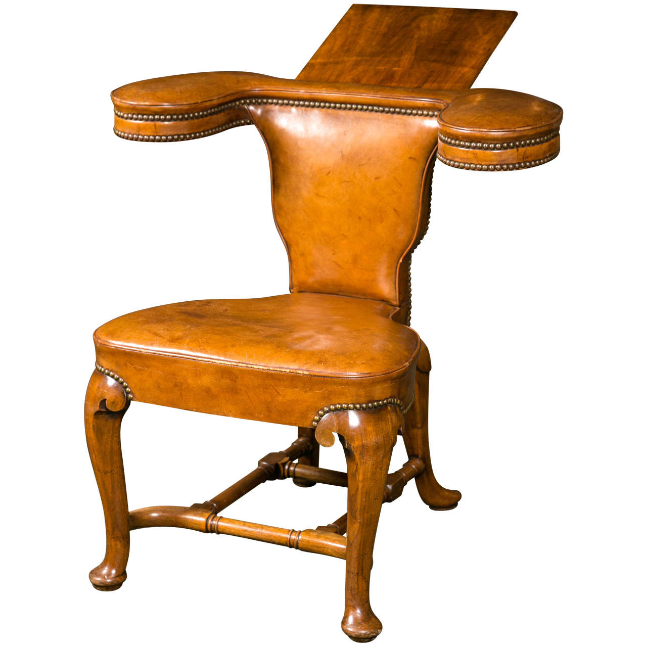 th century english reading chair . th century english reading chair for sale at stdibs