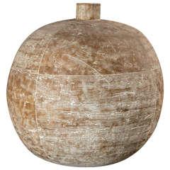 "A Claude Conover ceramic vessel titled ""Tacab"""