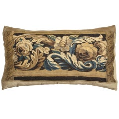 Maison Maison 19th Century Tapestry Pillow