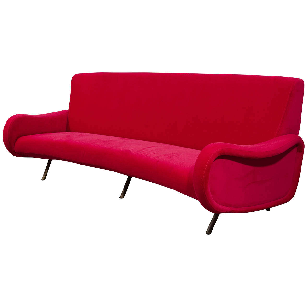 Marco Zanuso Lady Sofa For Sale