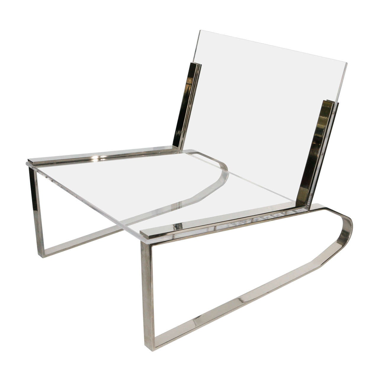 Sleek Charles Hollis Jones Chair