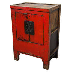 Early 19th Century Lacquer Cabinet
