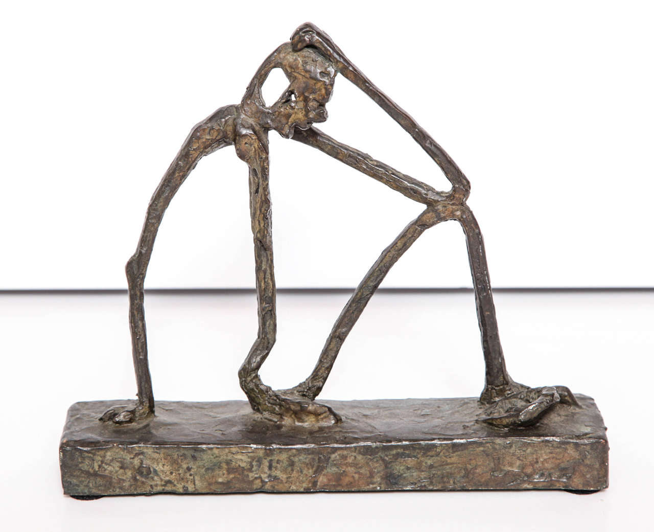 Modern Sculpture by Marvin Bell For Sale